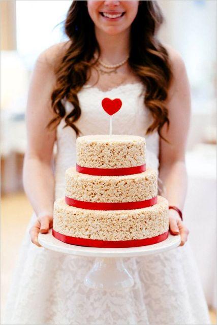 25-Tasty-Rice-Krispie-Wedding-Cakes