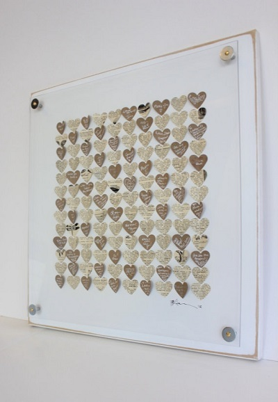 framed-hearts-art-wedding-guest-book