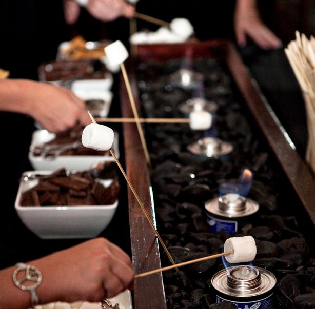 smores-bar-wedding